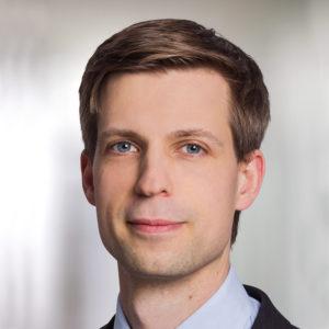 Portrait Dr. Jonas Gobert