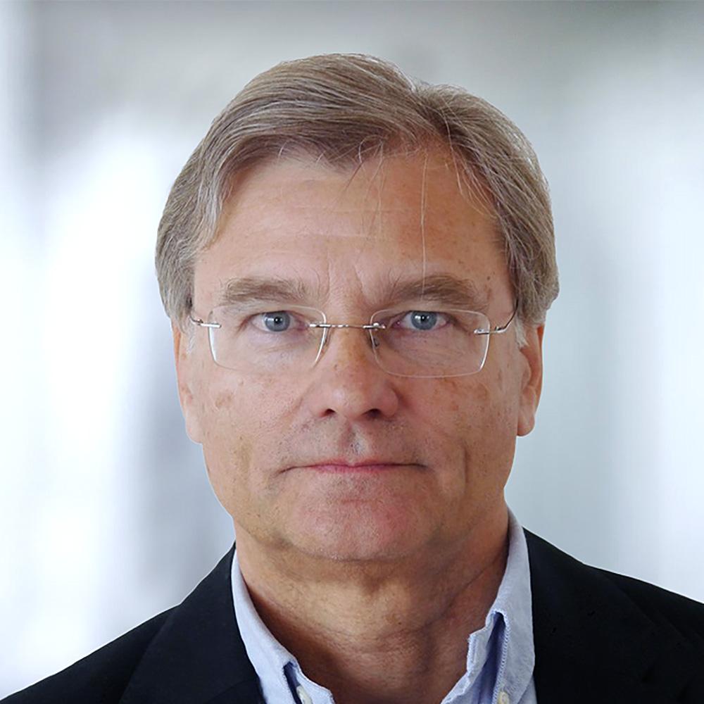 Portrait Dr. Michael Litterer (c) Dr. Michael Litterer