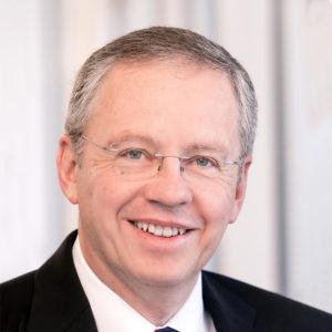 Portrait Dr. Hans-Peter Meister