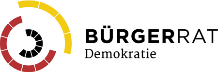 Logo des Projekts Bürgerrat Demokratie