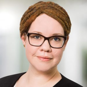 Profil Dr. Sarah Bastgen